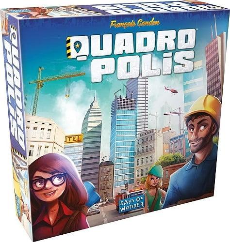 Quadropolis - Box