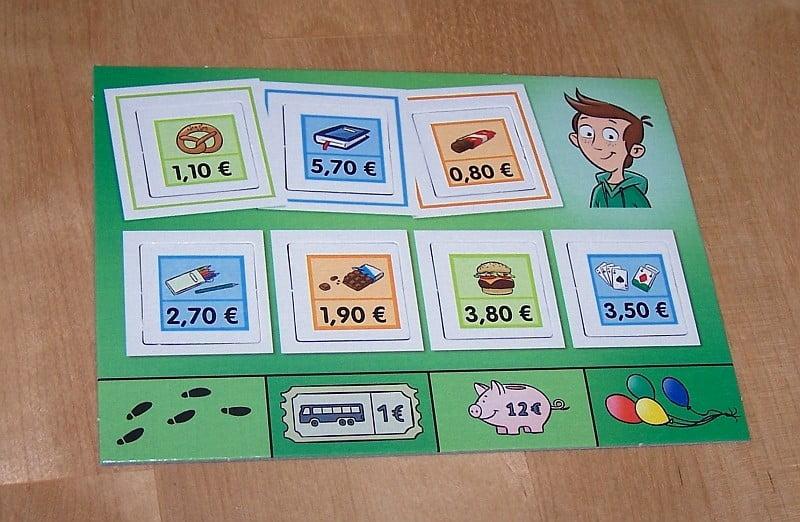 Mein Taschengeld Spiel Deutsch 2017 Sonstige Spielzeug-Artikel