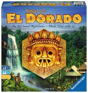 Wettlauf nach El Dorado - Box