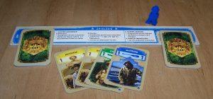 Wettlauf nach El Dorado - Spielertableau
