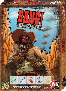 Bang The Dice Game - Box