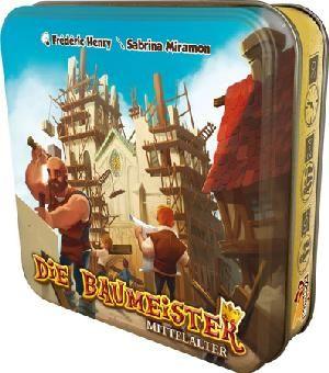 Die Baumeister Mittelalter - Box