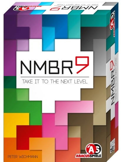 NMBR9 - Box