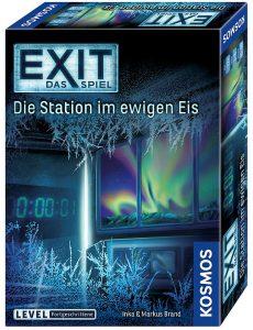 Exit - Station Eis - Box
