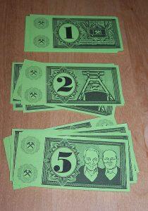 Glück Auf - Geld
