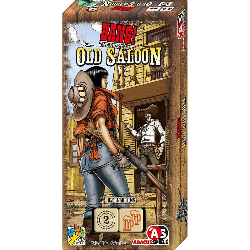 Old Saloon - Box