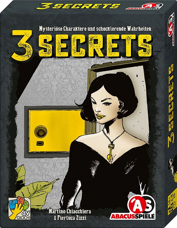 3 Secrets - Box