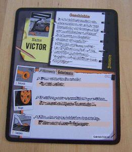 3 Secrets - Victor