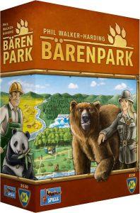 Bärenpark - Cover