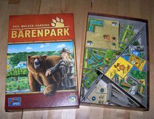 Bärenpark - Inlaypuzzle
