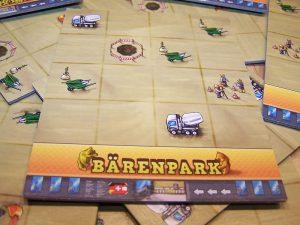 Bärenpark - Parkeingang