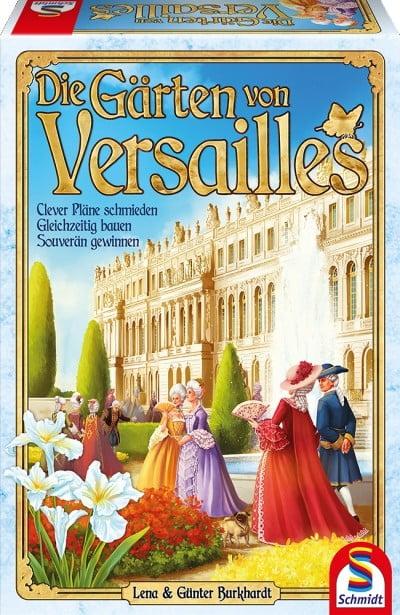 Die Gärten von Versailles - Box