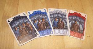 Glück Auf - Das große Kartenspiel - Arbeiter