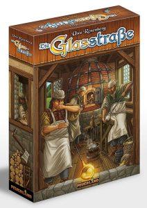 Glassstraße - Box