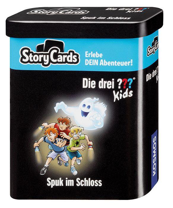StoryCards Spuk im Schloss - Box