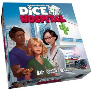 Dice Hospital - Box