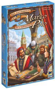 Die Gefährten des Marco Polo - Box
