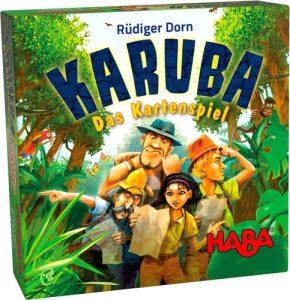 Karuba - Das Kartenspiel - Box