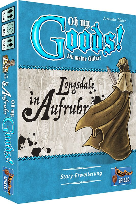 Oh my Goods - Longsdale in Aufruhr - Box