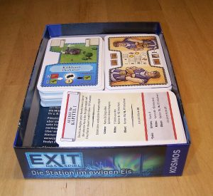 Oh my Goods - Longsdale in Aufruhr - Exit-Box