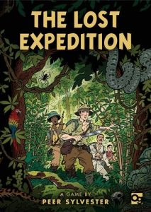 Lost Expedition - Cover