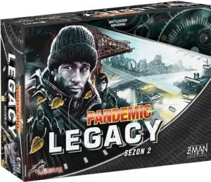 Pandemic Legazy Season 2 - Box