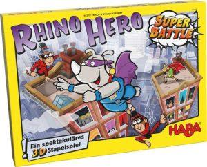 Rhino Hero - Super Battle - Box