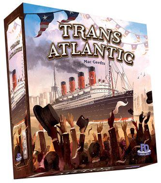 Transatlantic - Box