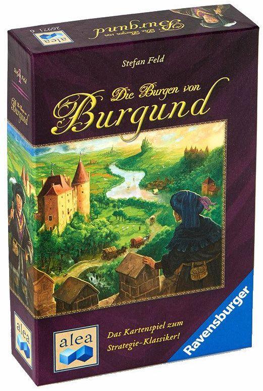 Die Burgen von Burgund - Box