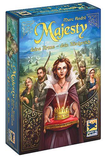 Majesty - Box