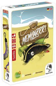 Memoarrr - Box