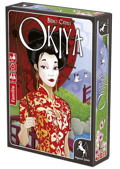 Okiya - Box