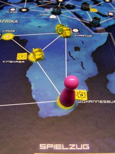 Pandemic Legacy Season 1 - Detail