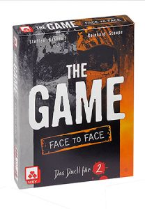 The Game - Face to Face - Box