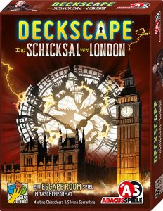 Deckscape-London - Box