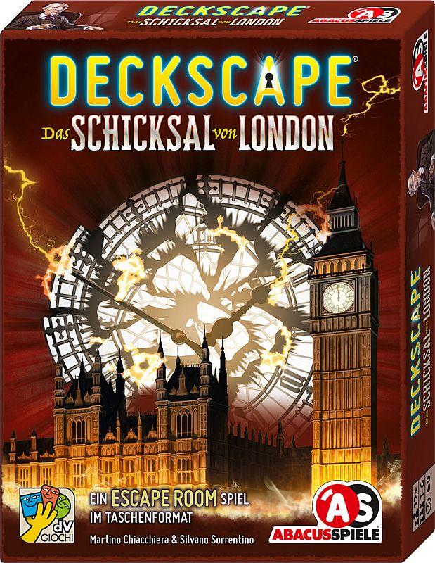 Deckscape-London - Box
