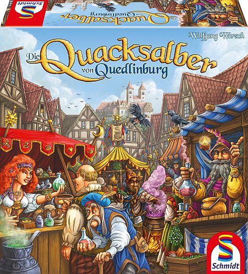 Die Quacksalber von Quedlinburg - Box