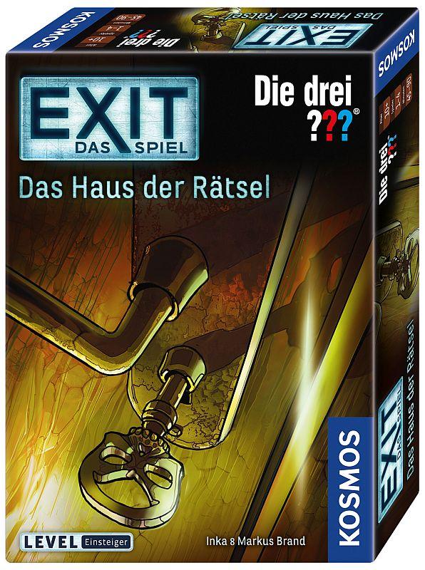 Exit - Das Haus der Rätsel - Box