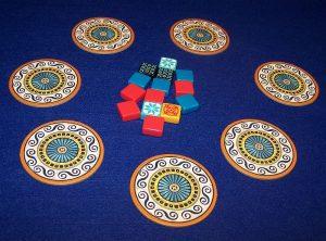 kritisch gespielt: Azul