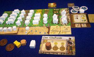 Clans of Caledonia - Clan McKenzie