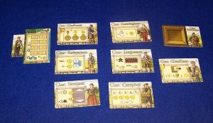 Clans of Caledonia - Clans