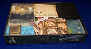 Clans of Caledonia - volle Box