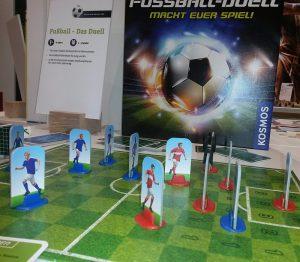 Fussball-Duell - Nürnberg 2018