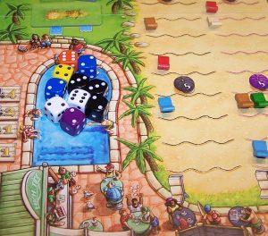 High Tide - Dice-Pool