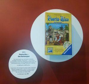 Puerto Rico Kartenspiel - Nürnberg 2018