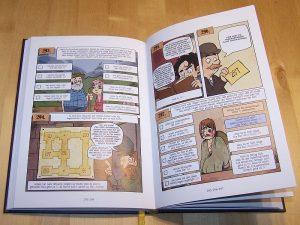 Spiele Comic Holmes - Die vier Fälle - Befragungen