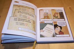 Spiele Comic Holmes - Die vier Fälle - Dokumente