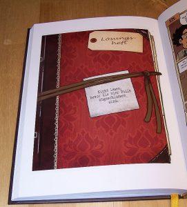 Spiele Comic Holmes - Die vier Fälle - Lösung