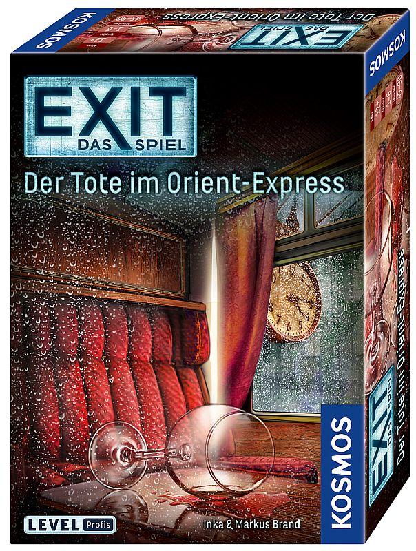 Exit - Der Tote im Orient-Express - Box