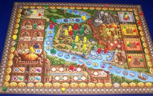 Rajas of the Ganges - Variante Endstand